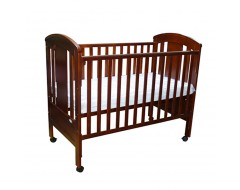 "Baby One 4 in 1 Cot with 3"" Latex Mattress"